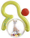 Sophie la girafe Fraisy Teething Rattle (Gift Box)